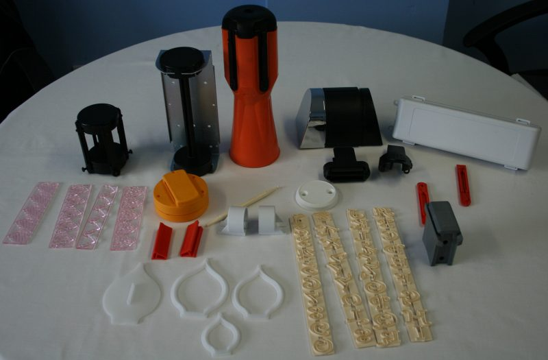 Plastic Injection Moulding Samples